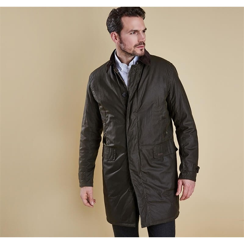 Chaqueta Barbour Nairn olive - Barbour