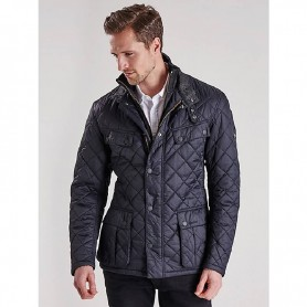 Chaqueta Barbour Windshield Quilt navy