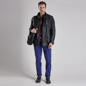 Chaqueta Barbour Gauge black