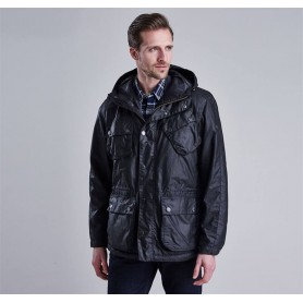 Chaqueta Barbour V Tech black