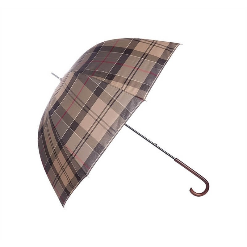 Paraguas Barbour Ladies winter tartan