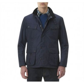 Grampian navy - MWB0414NY51 - B. International - hombre - Chaquetas BARBOUR INTERNATIONAL