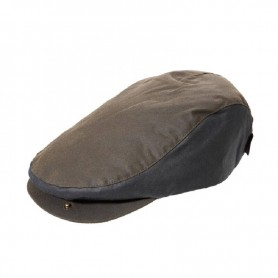 Bensham Wax olive - MHA0222OL11 - Barbour - Hombre - Gorros y Gorras BARBOUR
