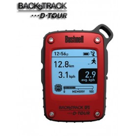 GPS Bushnell Backtrack D Tour rojo