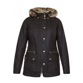 Chaqueta Barbour Kelsall black