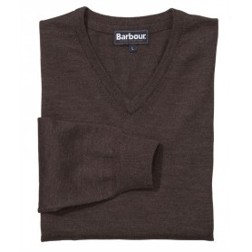 Jersey Barbour Merino brown