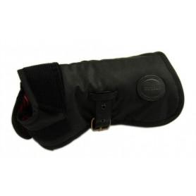 Capa para perro black - UAC0005BK71 - Barbour - Capas para perro BARBOUR