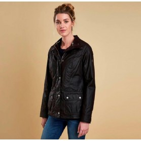 Chaqueta Barbour Trow rustic