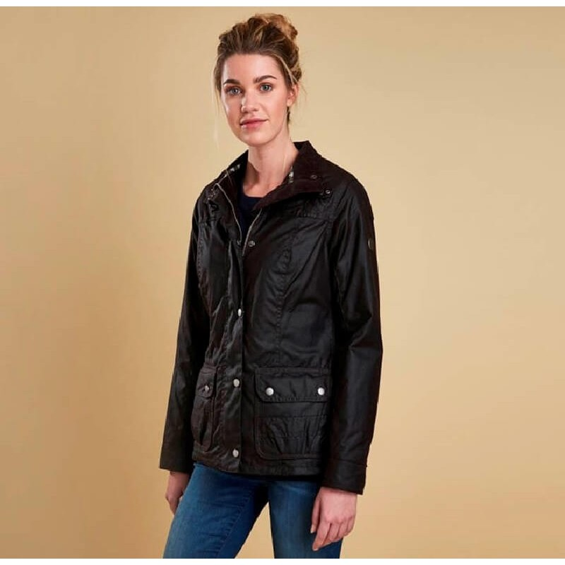 Barbour Trow rustic - Chaquetas BARBOUR