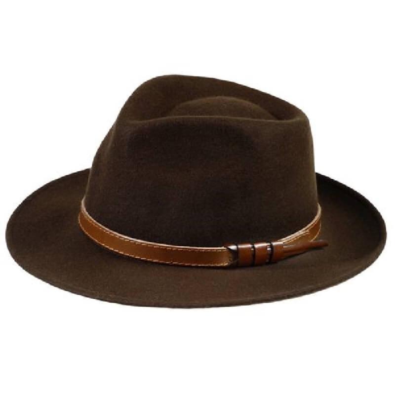 -20% Sombrero Curzon Classics AVON marrón - SOM-AVON-MA - Curzon Classics -  Gorros 5a04fe086e2