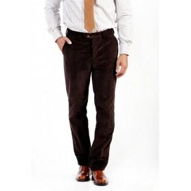 Pantalón de pana Curzon Classics Marrón