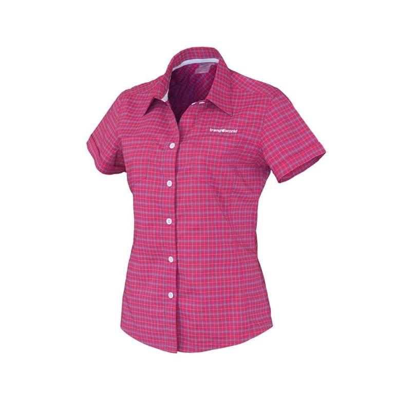 Camisa TRANGOWORLD Arvo Rosa