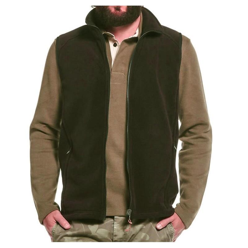 Chaleco Aigle Clerk Vest verde
