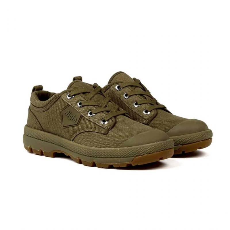 Zapato Aigle Tenere 3 Light Low WW kaki