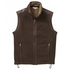 Chaleco Aigle Shepper marrón