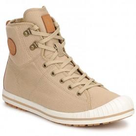 Bota Aigle Kitangiri Mid W sand - T-P5741 - Aigle - mujer - Botas y Zapatos AIGLE