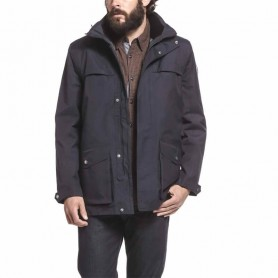 Chaqueta Aigle RIDEOAK midnight
