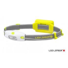 Linterna de Cabeza Frontal Led Lenser Neo Amarillo - 6114 - Led Lenser - Linternas de cabeza - Frontales