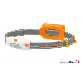 Linterna de Cabeza Frontal Led Lenser Neo Naranja - 6113 - Led Lenser - Linternas de cabeza - Frontales