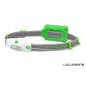 Linterna de Cabeza Frontal Neo Verde - 6111 - Led Lenser - Linternas de cabeza - Frontales