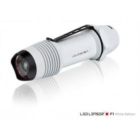Linterna Led Lenser F1 Blanca 400lm - 8701C - Led Lenser - Linternas con microprocesador