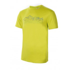 Marbore verde ácido - PC008027450 - Trangoworld - Hombre - Camisetas y Polos TRANGOWORLD