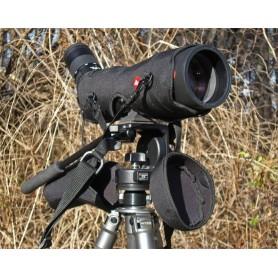 Leica APO-TELEVID 65 + Ocular 25-50x + Funda Original + Trípode MANFROTTO 190CXPro3 + Rótula 500AH - - Leica - OFERTA de Tel...