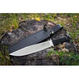 MB CoSLam - MODERN BOWIE - Funda CUERO – Estuche y DC4 - MB - Fallkniven - Cuchillos Fällkniven