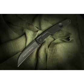 Extrema Ratio PANTHERA BLACK - 0135BLK - Extrema Ratio - Navajas EXTREMA RATIO