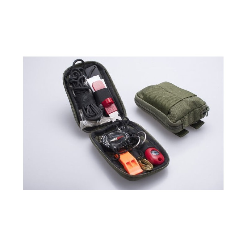 Extrema Ratio KIT SELVANS FUNDA VERDE - 41.0129GRN - Extrema Ratio - Cuchillos Extrema Ratio