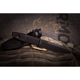 Extrema Ratio SCOUT 2 BLACK - 0481BLK - Extrema Ratio - Cuchillos Extrema Ratio