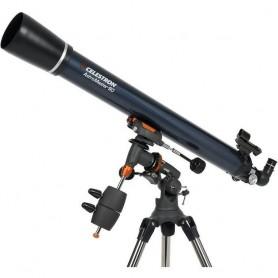 AstroMaster 90 EQ - CE21064-DS - Celestron - Telescopios Celestron