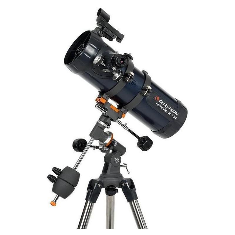 AstroMaster 114 EQ - CE31042-DS - Celestron - Telescopios Astronómicos Celestron