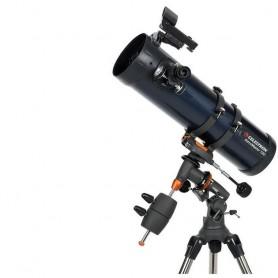 AstroMaster 130 EQ + Motor de seguimiento A.R - - Celestron - Telescopios Celestron