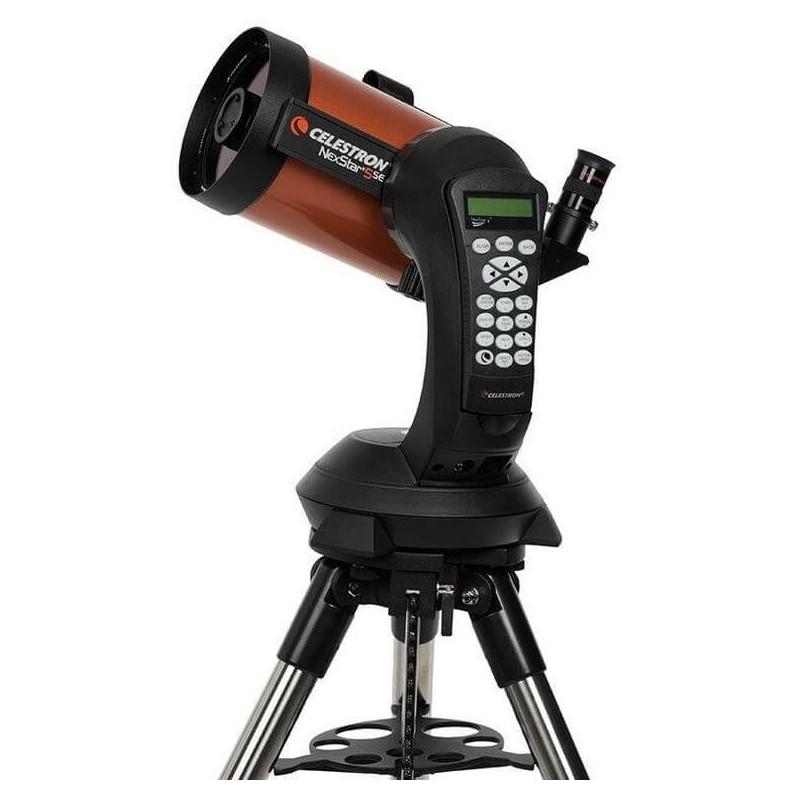 NexStar 5 SE - CE11036-DS-A - Celestron - Telescopios Astronómicos Celestron