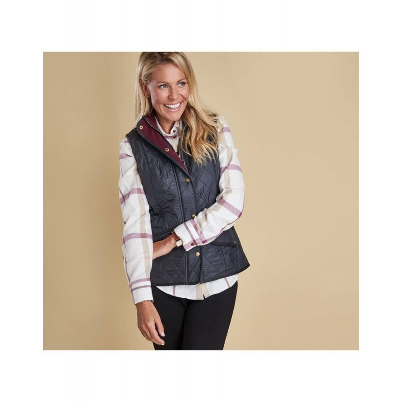 Oferta -20% Cavalry - LGI0016 - Barbour - mujer - Chalecos y Forros BARBOUR 6c2afc0472c1