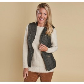 Fleece Betty - LLI0003 - Barbour - mujer - Chalecos y Forros BARBOUR
