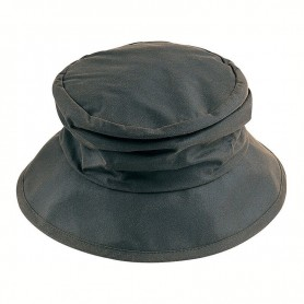 Wax Ladies Sports - LHA0001OL71 - Barbour - mujer - Gorros y Gorras BARBOUR