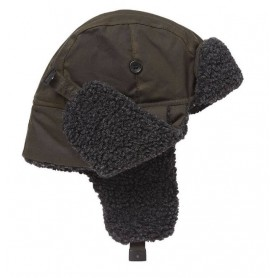 Fleece Lined Trapper - MHA0033 - Barbour - Hombre - Gorros y Gorras BARBOUR