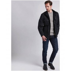 Weir - MWX1229 - B. International - hombre - Chaquetas BARBOUR INTERNATIONAL