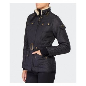 Eastgate Quilt black - LQU0554BK11 - B. International - mujer - Chaquetas BARBOUR INTERNATIONAL