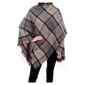 Staffin Tartan winter - LSC0184TN75 - Barbour - mujer - Chaquetas BARBOUR