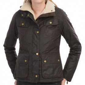 Margate rustic - LWX0404RU91 - B. International - mujer - Chaquetas BARBOUR INTERNATIONAL