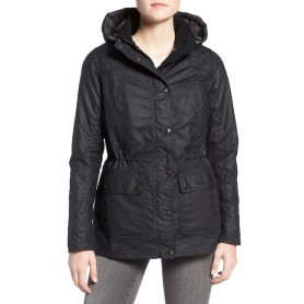 Orkney black - LWX0652BK71 - Barbour - mujer - Chaquetas BARBOUR