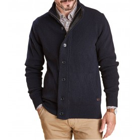 Patch Zip navy - MKN0731NY91 - Barbour - Hombre - Jerseys BARBOUR