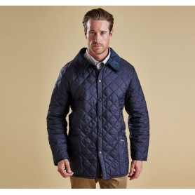 Liddesdale navy - MQU0001NY91 - Barbour - hombre - Chaquetas BARBOUR