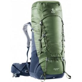 DEUTER AIRCONTACT 65+10 - 3320516 - Deuter - Mochilas DEUTER Trekking