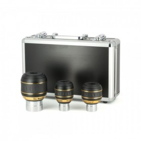Set de oculares UWA 82 ° para 7, 15 y 23 mm (con maleta) - SW0389 - Sky-Watcher - Oculares de 31,8 mm SkyWatcher