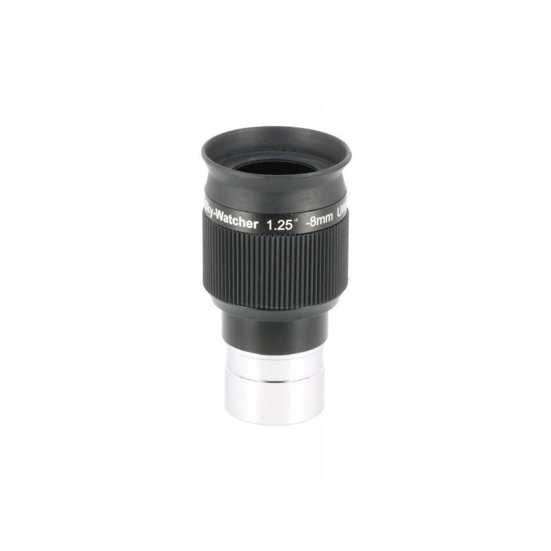 Ocular WA Super Plössl 8mm 58° (31.75) - SW0391 - Sky-Watcher - Oculares de 31,8 mm SkyWatcher