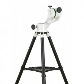 AZ5 mount with portable tripod and pier extension